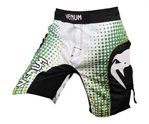 Venum Electron Brazil Fight Shorts